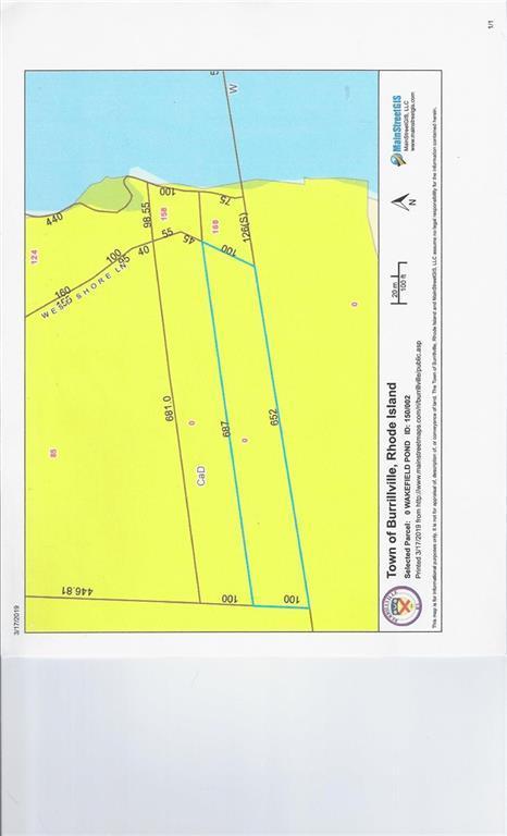 0 West Shore Rd, Burrillville, RI 02859 (MLS #1217949) :: The Martone Group