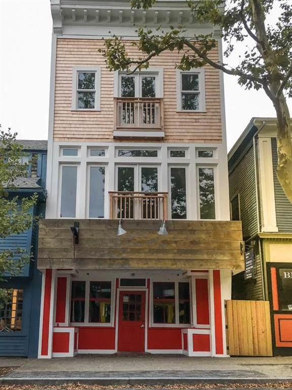 8 - 10 Broadway, Unit#1 #1, Newport, RI 02840 (MLS #1218682) :: The Seyboth Team