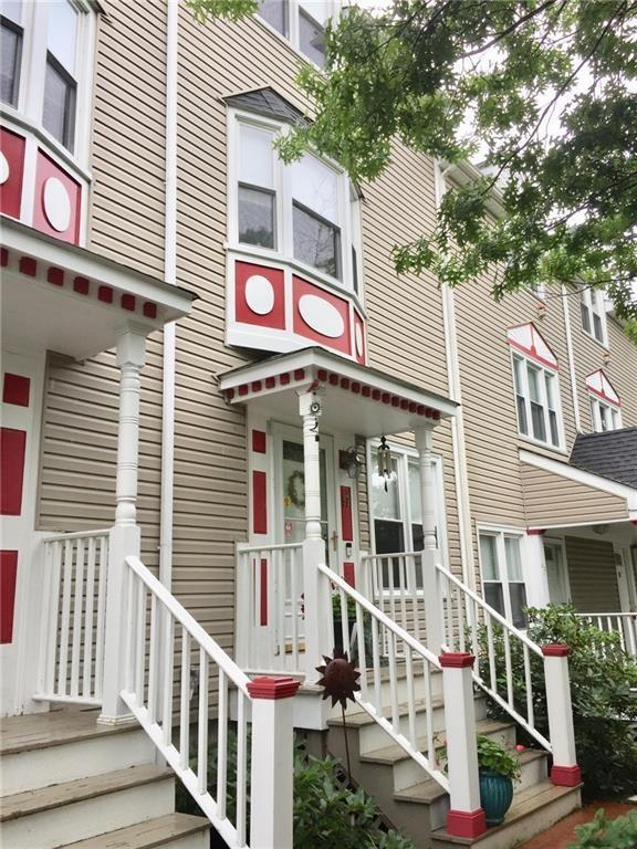 97 Evergreen St, Unit#5 #5, East Side of Providence, RI 02906 (MLS #1219773) :: Onshore Realtors