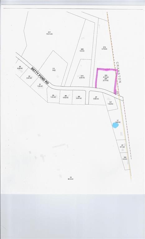 3 - POLE BETTY POND RD, Scituate, RI 02857 (MLS #1222447) :: Onshore Realtors