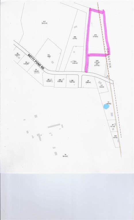 3 - POLE BETTY POND RD, Scituate, RI 02857 (MLS #1222449) :: Onshore Realtors