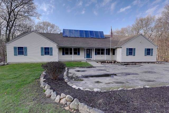 397 Hope Furnace Rd, Scituate, RI 02831 (MLS #1222456) :: Anytime Realty