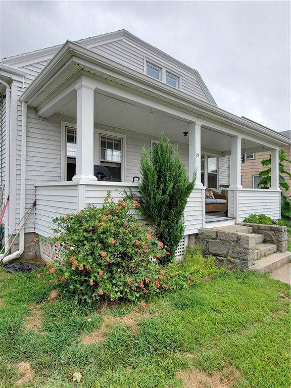 24 Ledward Avenue, Westerly, RI 02891 (MLS #1223151) :: RE/MAX Town & Country