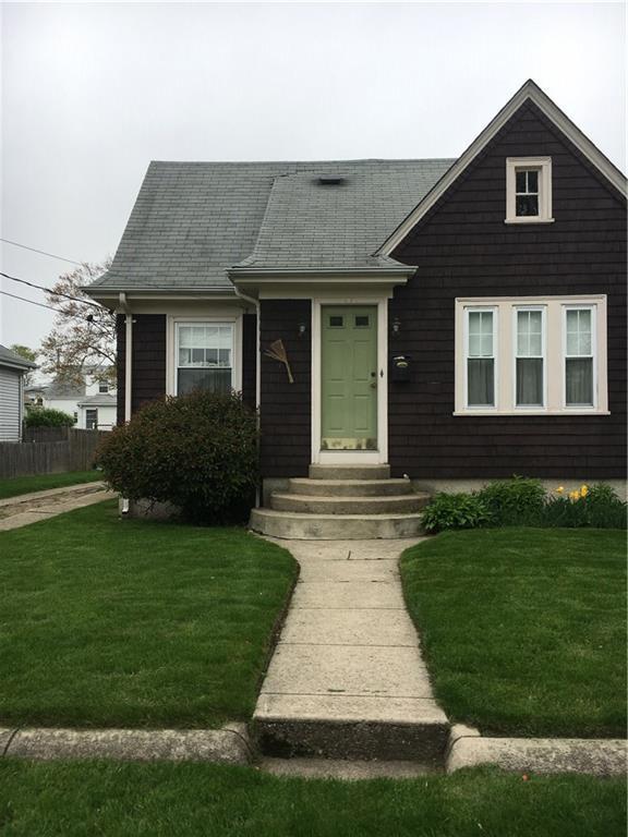 46 Thurber St, Pawtucket, RI 02861 (MLS #1223169) :: Westcott Properties