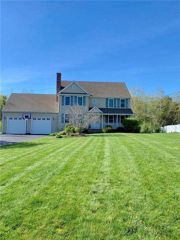 81 Galway Dr, North Attleboro, MA 02760 (MLS #1223204) :: The Seyboth Team