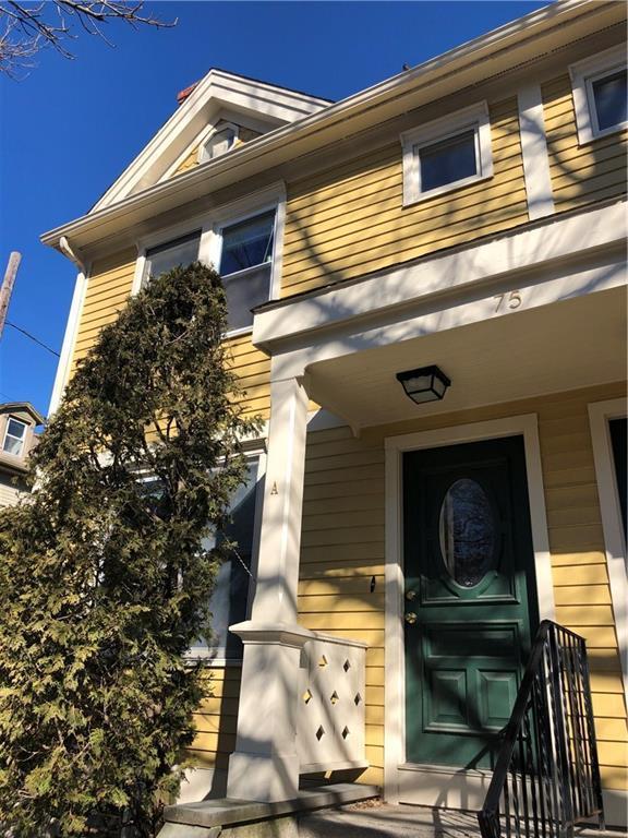75 Willow St, Unit#A A, Providence, RI 02909 (MLS #1223405) :: Albert Realtors