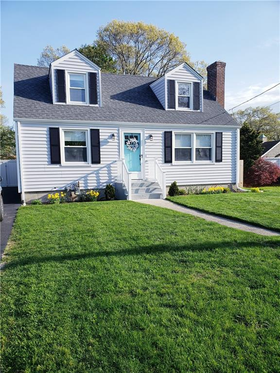 64 Aberdeen Av, Warwick, RI 02888 (MLS #1223919) :: The Martone Group