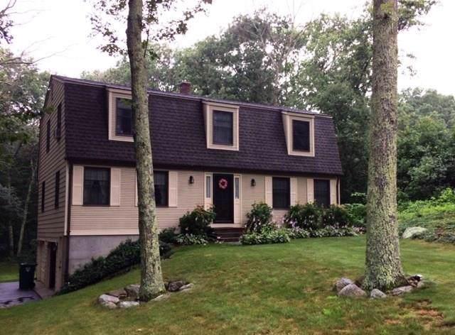 65 Trout Brook Lane, Scituate, RI 02831 (MLS #1224482) :: Spectrum Real Estate Consultants