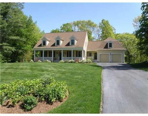 5 Stone Ridge Dr, North Smithfield, RI 02896 (MLS #1224549) :: Spectrum Real Estate Consultants