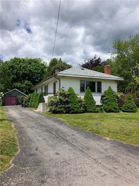 45 Pierce Rd, North Kingstown, RI 02874 (MLS #1224597) :: Spectrum Real Estate Consultants