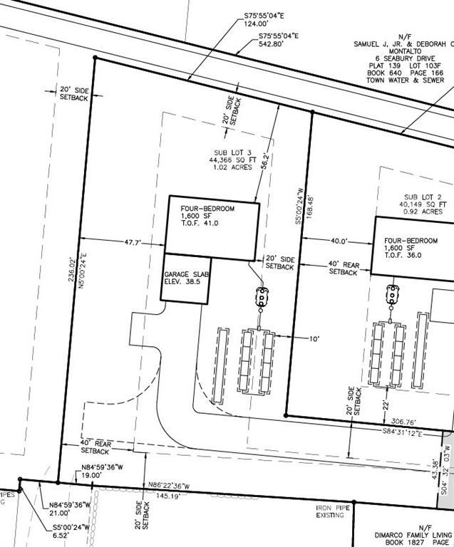 114 - Lot 3 Shore Rd, Westerly, RI 02891 (MLS #1226012) :: Westcott Properties