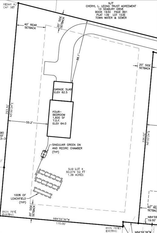 114 - Lot 4 Shore Rd, Westerly, RI 02891 (MLS #1226016) :: Westcott Properties