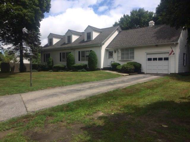 1505 Old Louisquisset Pike, Lincoln, RI 02865 (MLS #1227430) :: The Martone Group