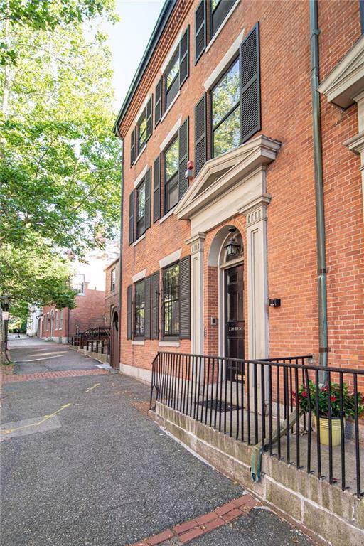 274 Benefit St, Unit#3 #3, East Side of Providence, RI 02903 (MLS #1228969) :: Albert Realtors