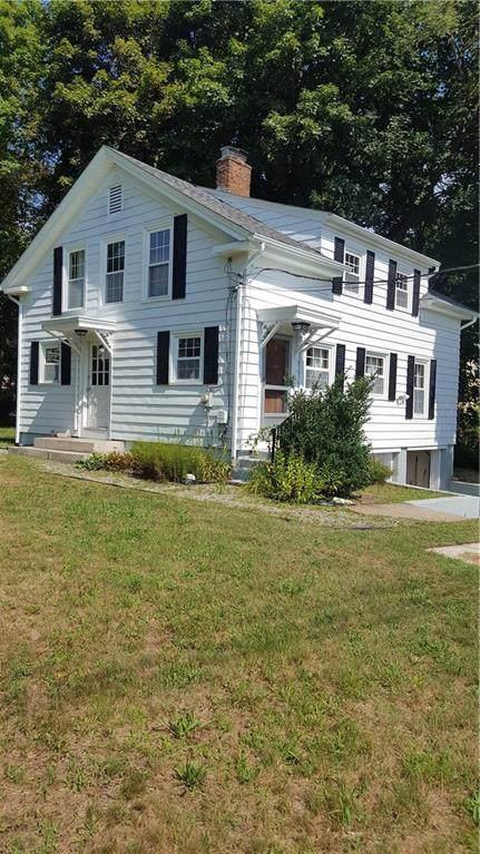 1603 Plainfield Pike, Scituate, RI 02815 (MLS #1232925) :: Onshore Realtors