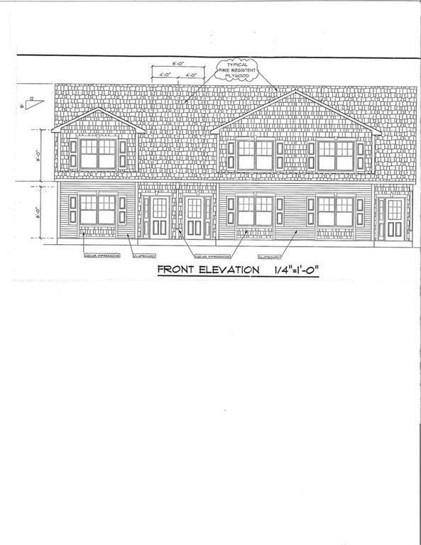 1505 Graycoach Lane #1505, Cranston, RI 02921 (MLS #1233305) :: Edge Realty RI
