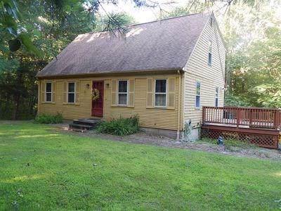 342 Trimtown Road, Scituate, RI 02857 (MLS #1233653) :: Westcott Properties