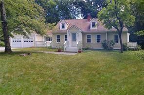 400 Congdon Hill Road, North Kingstown, RI 02874 (MLS #1234584) :: Westcott Properties