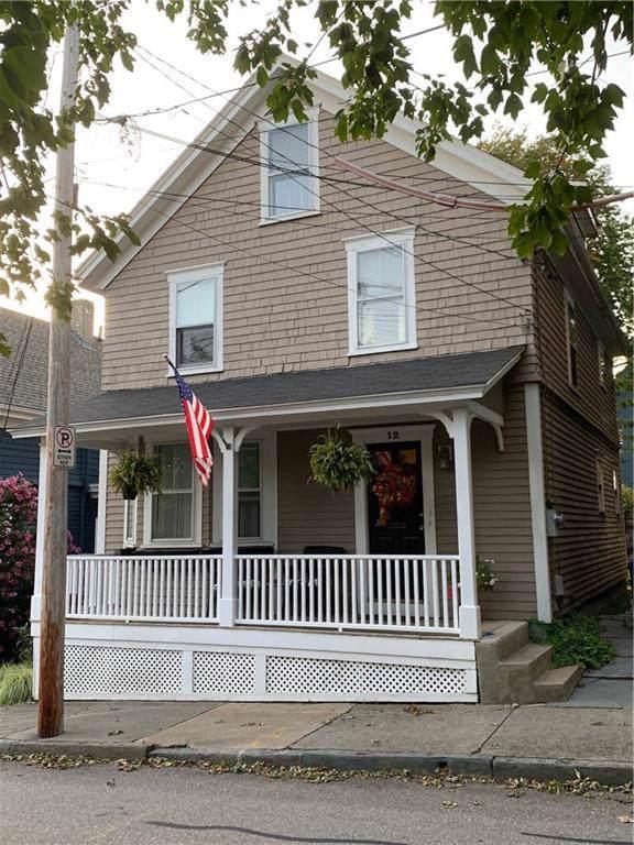 12 N Baptist Street, Newport, RI 02840 (MLS #1234597) :: Onshore Realtors