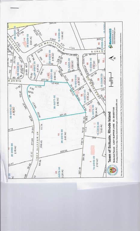 77 Lady Slipper Lane, Scituate, RI 02857 (MLS #1234827) :: The Martone Group