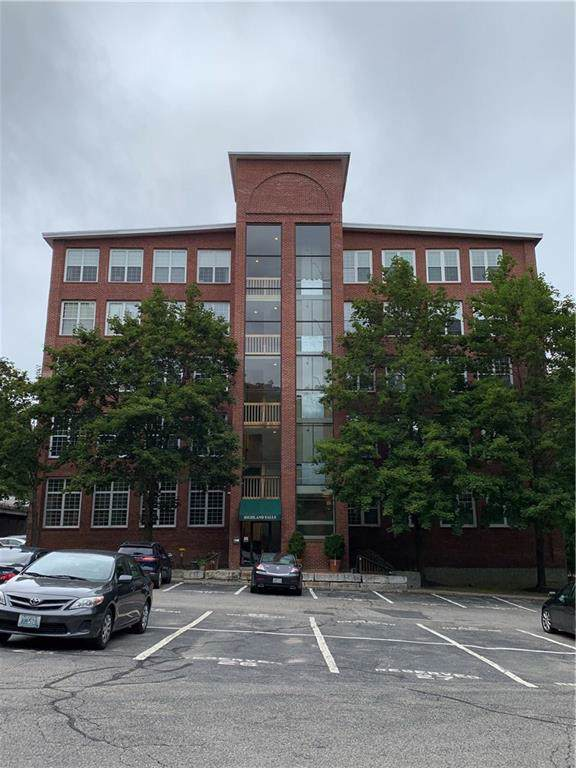 2 School Street #237, Lincoln, RI 02802 (MLS #1234829) :: The Martone Group
