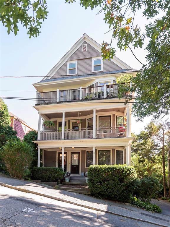 7 Jenckes Street #5, East Side of Providence, RI 02906 (MLS #1235698) :: Edge Realty RI