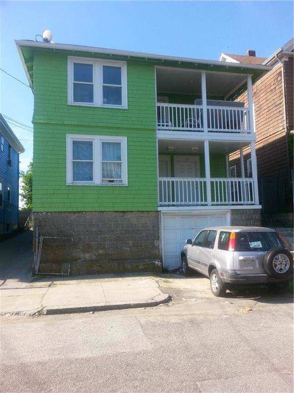 140 Cleveland Street, Providence, RI 02909 (MLS #1236909) :: The Martone Group