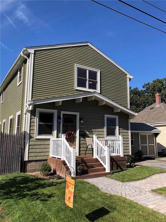 111 Longmeadow Avenue, Warwick, RI 02889 (MLS #1236922) :: Westcott Properties