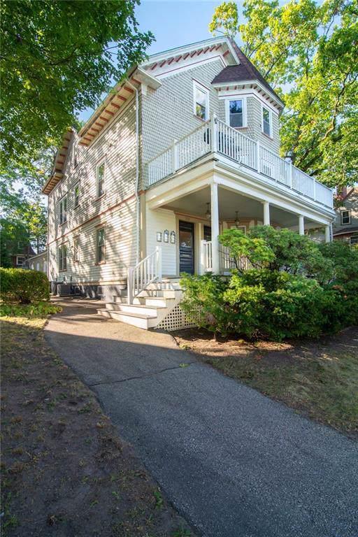 228 Morris Avenue #2, East Side of Providence, RI 02906 (MLS #1237698) :: The Martone Group