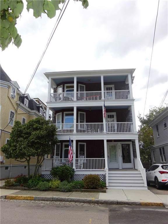 110 Second Street B, Newport, RI 02840 (MLS #1238178) :: Edge Realty RI