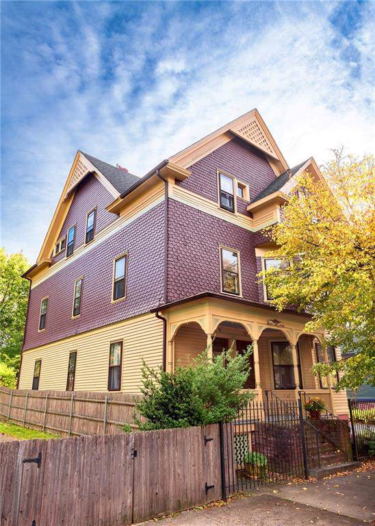 88 Harrison Street #2, Providence, RI 02909 (MLS #1240384) :: RE/MAX Town & Country