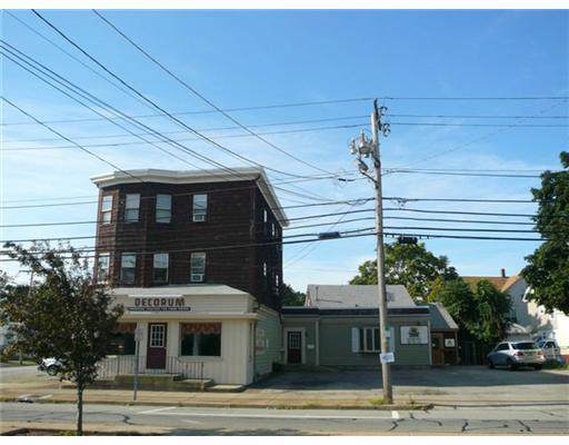 569 Armistice Boulevard, Pawtucket, RI 02861 (MLS #1240945) :: RE/MAX Town & Country