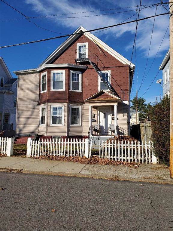 153 Tremont Street, Central Falls, RI 02863 (MLS #1242084) :: The Mercurio Group Real Estate