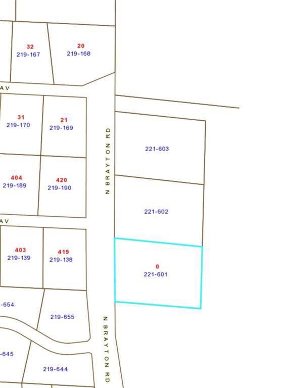601 North Brayton Road, Tiverton, RI 02878 (MLS #1242986) :: The Martone Group