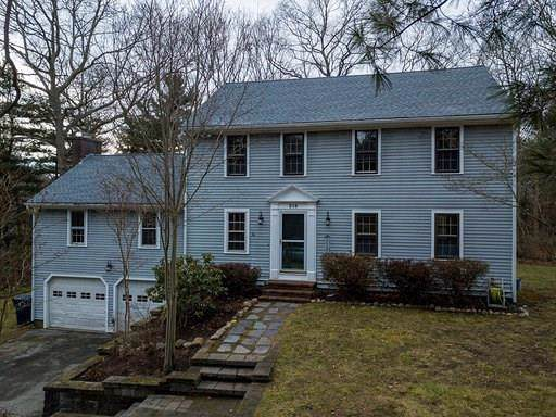 219 Pinecrest Drive, North Kingstown, RI 02852 (MLS #1244359) :: The Mercurio Group Real Estate