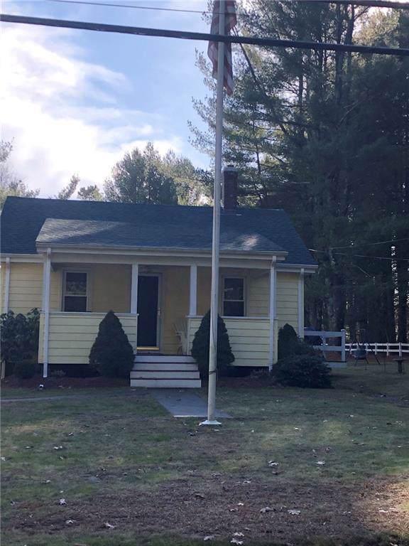 1078 Pound Hill Road, North Smithfield, RI 02896 (MLS #1244689) :: Spectrum Real Estate Consultants