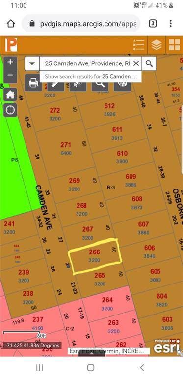 25 Camden Avenue, Providence, RI 02908 (MLS #1245400) :: The Seyboth Team