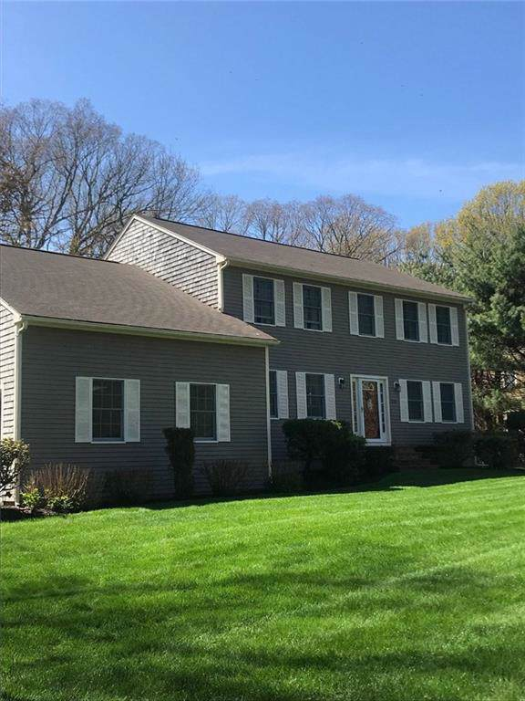 524 Wickham Road, North Kingstown, RI 02852 (MLS #1245550) :: HomeSmart Professionals
