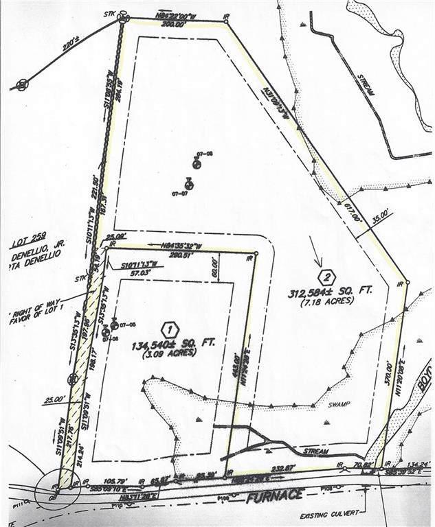 0 Hope Furnace Road, Scituate, RI 02831 (MLS #1246408) :: The Martone Group