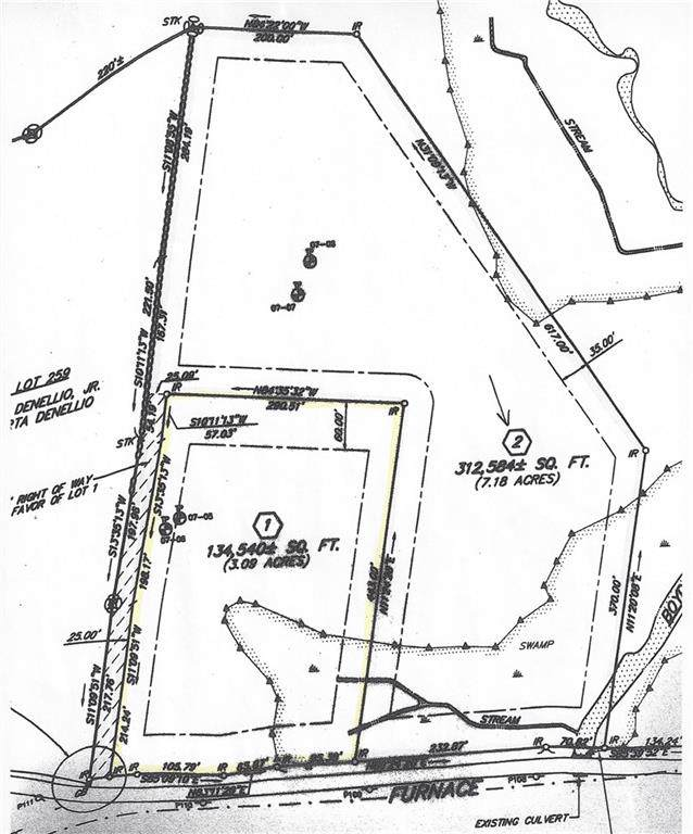 0 Hope Furnace Road, Scituate, RI 02831 (MLS #1246409) :: The Martone Group