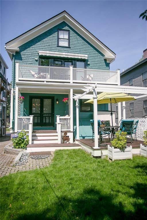 63 Second Street, Newport, RI 02840 (MLS #1246744) :: The Seyboth Team