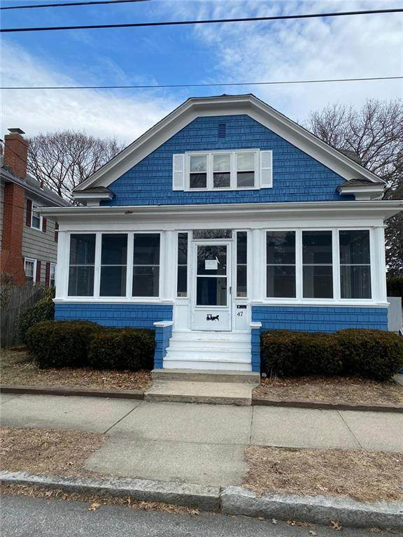 47 Wabun Avenue, Providence, RI 02908 (MLS #1247497) :: Spectrum Real Estate Consultants