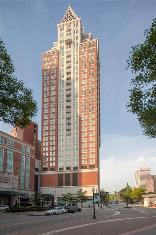 1 West Exchange Street #2003, Providence, RI 02903 (MLS #1249528) :: The Seyboth Team