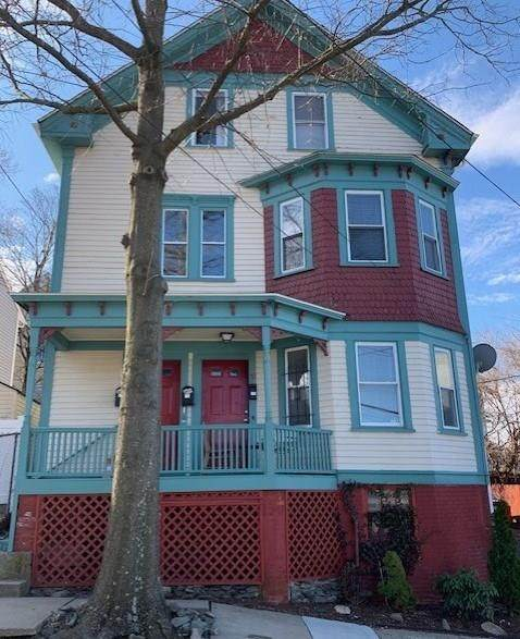 53 Lancaster Street #1, East Side of Providence, RI 02906 (MLS #1250690) :: The Martone Group