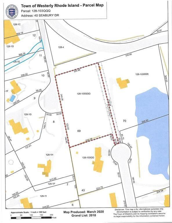 40 Seabury Drive, Westerly, RI 02891 (MLS #1250900) :: Spectrum Real Estate Consultants