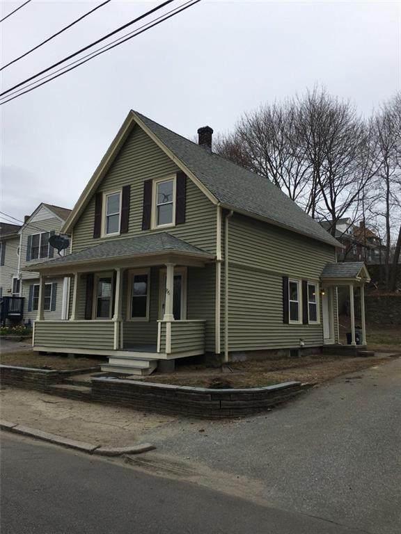 156 Brookside Avenue, West Warwick, RI 02893 (MLS #1250906) :: Westcott Properties