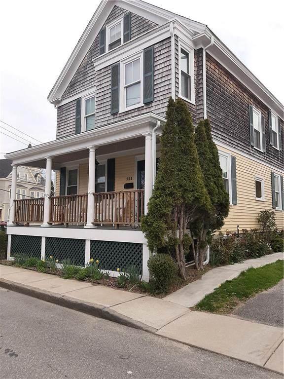 111 Warner Street, Newport, RI 02840 (MLS #1252193) :: Edge Realty RI