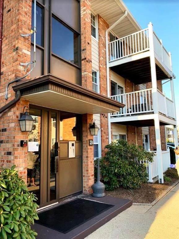 23 Bullocks Point Avenue 2C, East Providence, RI 02915 (MLS #1252685) :: The Mercurio Group Real Estate