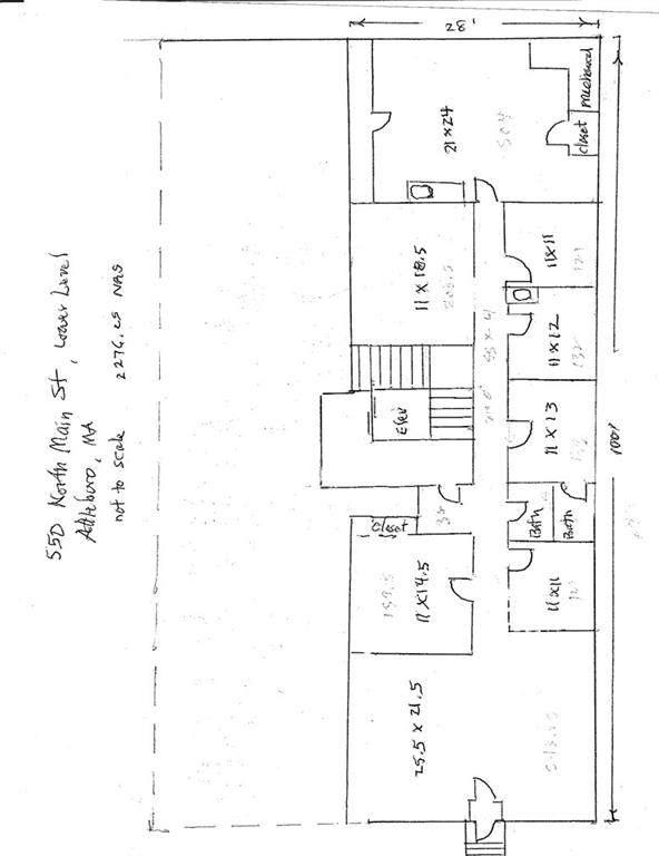 550 North Main Street, Attleboro, MA 02703 (MLS #1253217) :: The Mercurio Group Real Estate