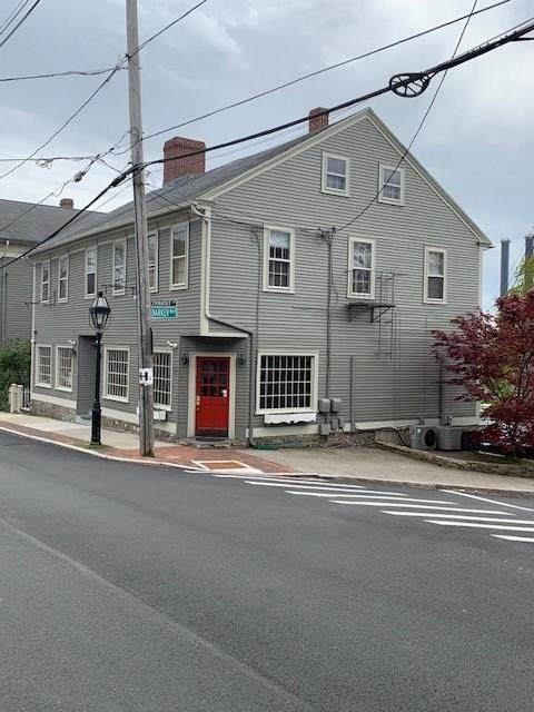 406 Benefit Street, East Side of Providence, RI 02903 (MLS #1253912) :: Dave T Team @ RE/MAX Central